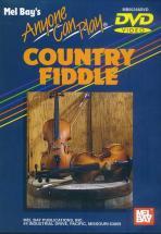 VIOLON Country - Bluegrass : Livres de partitions de musique