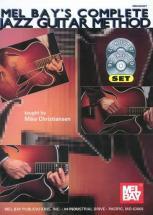 Christiansen Mike - Complete Jazz Guitar Method + Cd + Dvd - Guitar