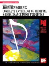 Renbourn John - Complete Anthology Of Medieval And Renaissance Music For Guitar - Guitar