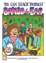 Hatfield Jack - You Can Teach Yourself Banjo By Ear + Cd - Banjo