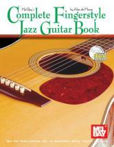 De Mause Alan - Complete Fingerstyle Jazz Guitar + Cd - Guitar