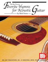 Foster Rick - Favorite Hymns - Acoustic Guitar