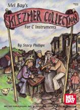 Phillips Stacy - Klezmer Collection For C Instruments - Violin