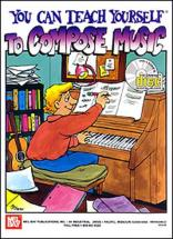 Ashton Bob - You Can Teach Yourself To Compose Music + Cd - All Instruments