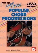 Juran Vern - Anyone Can Play Popular Chord Progressions - Guitar