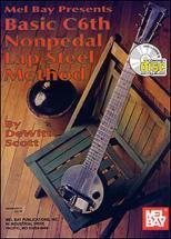 Scott Dewitt - Basic C6th Nonpedal Lap Steel Method + Cd - Guitar
