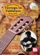 Bolt Ben - Tarrega In Tablature + Cd - Guitar