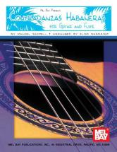 Saumell Manuel - Contradanzas Habaneras For Guitar And Flute - Guitar And Flute