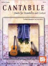 Baldassari Butch - Cantabile - Guitar And Mandolin