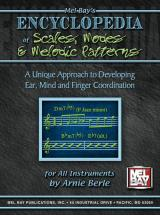 Berle Arnie - Encyclopedia Of Scales, Modes And Melodic Patterns - All Instruments
