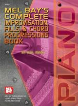 Smith Gail - Complete Improvisation, Fills And Chord Progressions Book - Piano