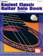 Murdick Kent - Easiest Classic Guitar Solo Book + Cd - Guitar