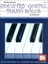 Smith Gail - Country Gospel Piano Solos - Piano