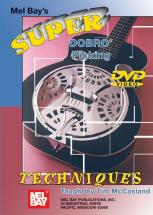 Mccasland Tim - Super Dobro Picking Techniques - Guitar