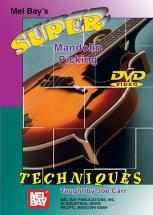 Carr Joe - Super Mandolin Picking Techniques - Mandolin - DVD