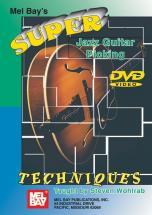 Wohlrab Stephen - Super Jazz Guitar Picking - Guitar