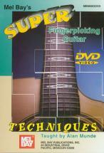 Munde Alan - Super Fingerpicking Guitar Techniques - Guitar