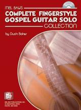 Baker Duck - Complete Fingerstyle Gospel Guitar Solo Collection + Cd - Guitar