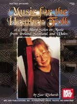 Richards Sue - Music For The Heather Folk - Harp