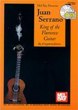 Serrano Juan - King Of The Flamenco Guitar + Cd - Guitar