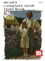 Mccaskill Mizzy - Complete Irish Flute + Cd - Flute