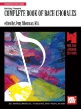 Silverman Jerry - Complete Book Of Bach Chorales - Piano/vocal