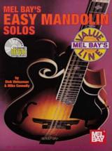 Weissman Dick - Easy Mandolin Solos + Cd - Mandolin