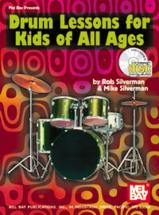 Silverman Rob - Drum Lessons For Kids Of All Ages + Cd - Drum Set