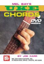Carr Joe - Uke Chords - Ukulele - DVD
