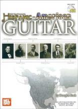Back Douglas - Hispanic-american Guitar + Cd - Guitar