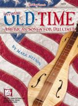 Kailana Nelson Mark - Favorite Old-time American Songs For Dulcimer - Dulcimer