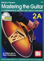 Bay William - Mastering The Guitar Book 2a + Cd - Guitar