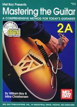 Bay William - Mastering The Guitar Book 2a + Cd - Guitar