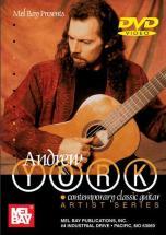 York Andrew - Andrew York - Contemporary Classic Guitar - Guitar