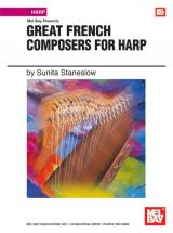 Staneslow Sunita - Great French Composers For Folk Harp - Harp