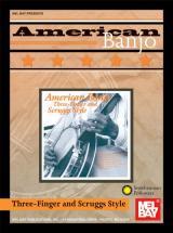 Garner Steve - American Banjo: Three-finger And Scruggs Style - Banjo 5 String