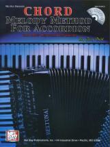 Dahl Gary - Chord Melody Method For Accordion + Cd - Accordion