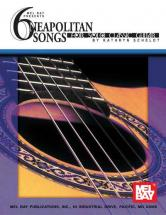 Scheldt Kathryn - 6 Neapolitan Songs For Solo Classic Guitar - Guitar