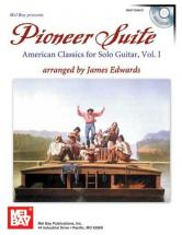Edwards James - Pioneer Suite + Cd - Guitar