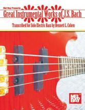 Sebastian Bach Johann - Great Instrumental Works Of J.s. Bach - Electric Bass