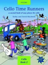 Blackwell Kathy & David - Cello Time Runners + Cd - Violoncelle