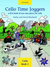 Blackwell Kathy & David - Cello Time Joggers + Cd - Violoncelle