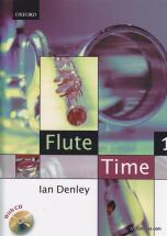 Denley Ian - Flute Time Pieces 1 + Cd - Flute