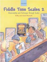 Blackwell K. / D. - Fiddle Time Scales 2 - Violon