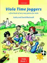 Blackwell Kathy & David - Viola Time Joggers + Cd - Alto