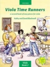 Blackwell Kathy & David - Viola Time Runners + Cd - Alto