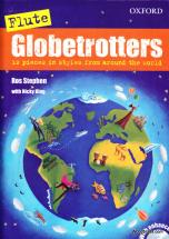 Ros S. - Flute Globetrotters  + Cd