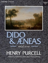 Purcell H. - Dido and Aeneas - Piano-chant
