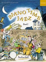 Pauline Hall - Piano Time Jazz Book 2