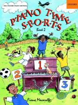Macardle Fiona - Piano Time Sports Book 2 - Piano